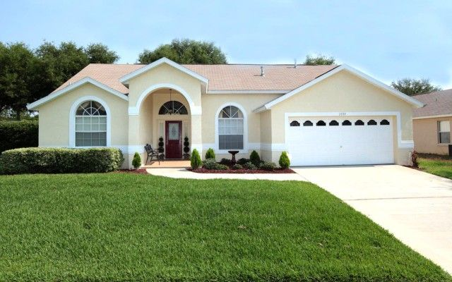 Beautiful V H Vacation Rentals Near Disney World Places To Stay In Kissimmee Pinterest