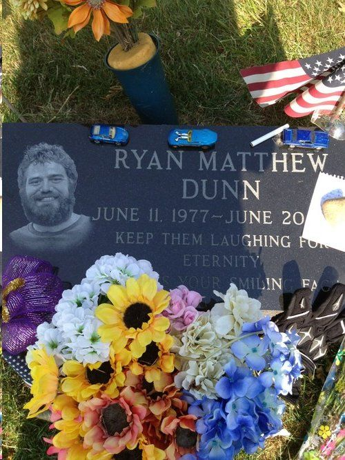 Ryan Dunn American Reality Television Personality Actor And Stunt