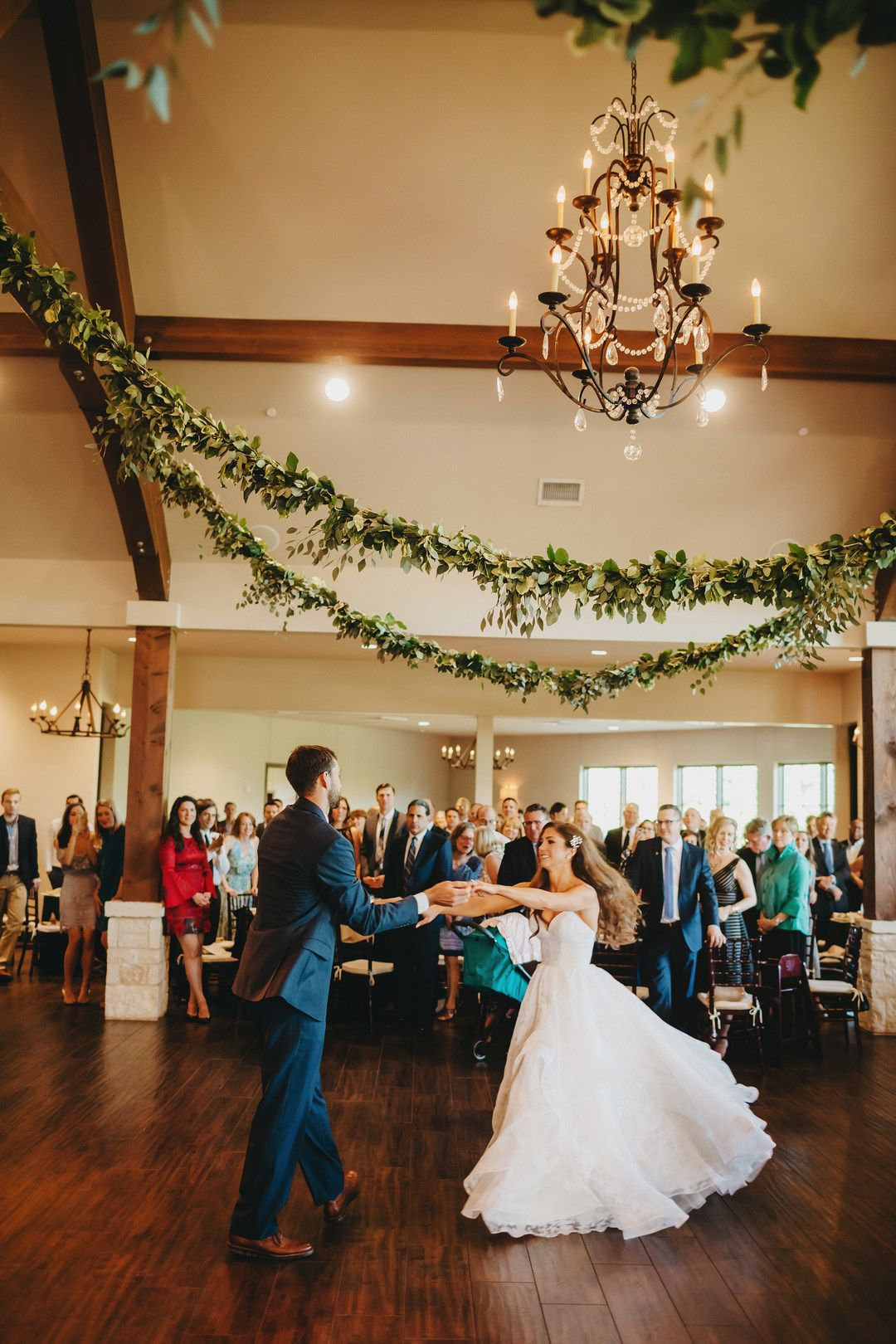Spring Wedding At The Laurel Grapevine Tx Photo By Two Pair
