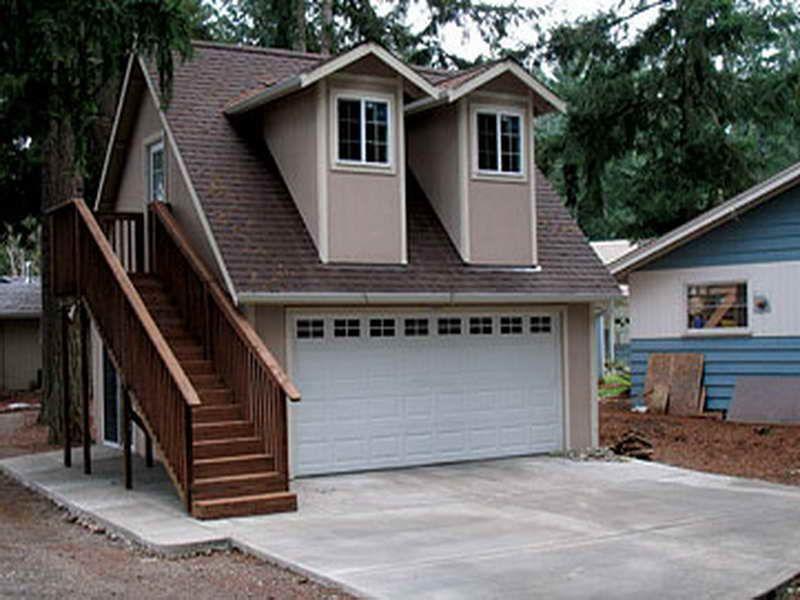 for the guest house. | Dream Home | Prefab garages, Prefab ...