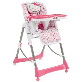 Hello Kitty High Chair Grey Velvet Dining Chairs Uk When I Am A Second Generation