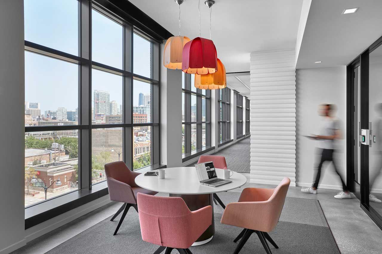 A Peek Inside Mcdonald S New Chicago Headquarters Design Indoor