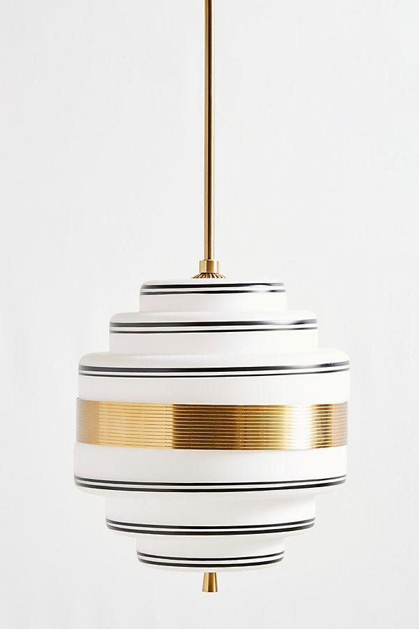 Gatsby Pendant In 2020 Pendant Lighting Brass Pendant Light Kitchen Pendants