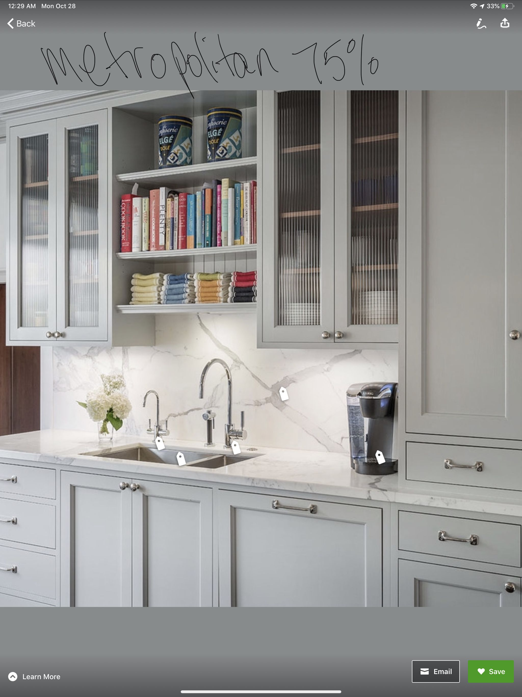 Give Us Your Insight Do You Like This Kitchen That S Mostly White Refrigerator Sale White Fridges