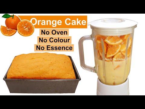 Orange Cake Recipe Fruit Cake Recipe Without Oven Homemade Cake Recipe Youtube In 2020 Orange Cake Cake Recipes Without Oven Fruitcake Recipes