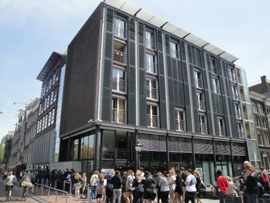book your tickets online for anne frank house anne frankhuis rh pinterest com