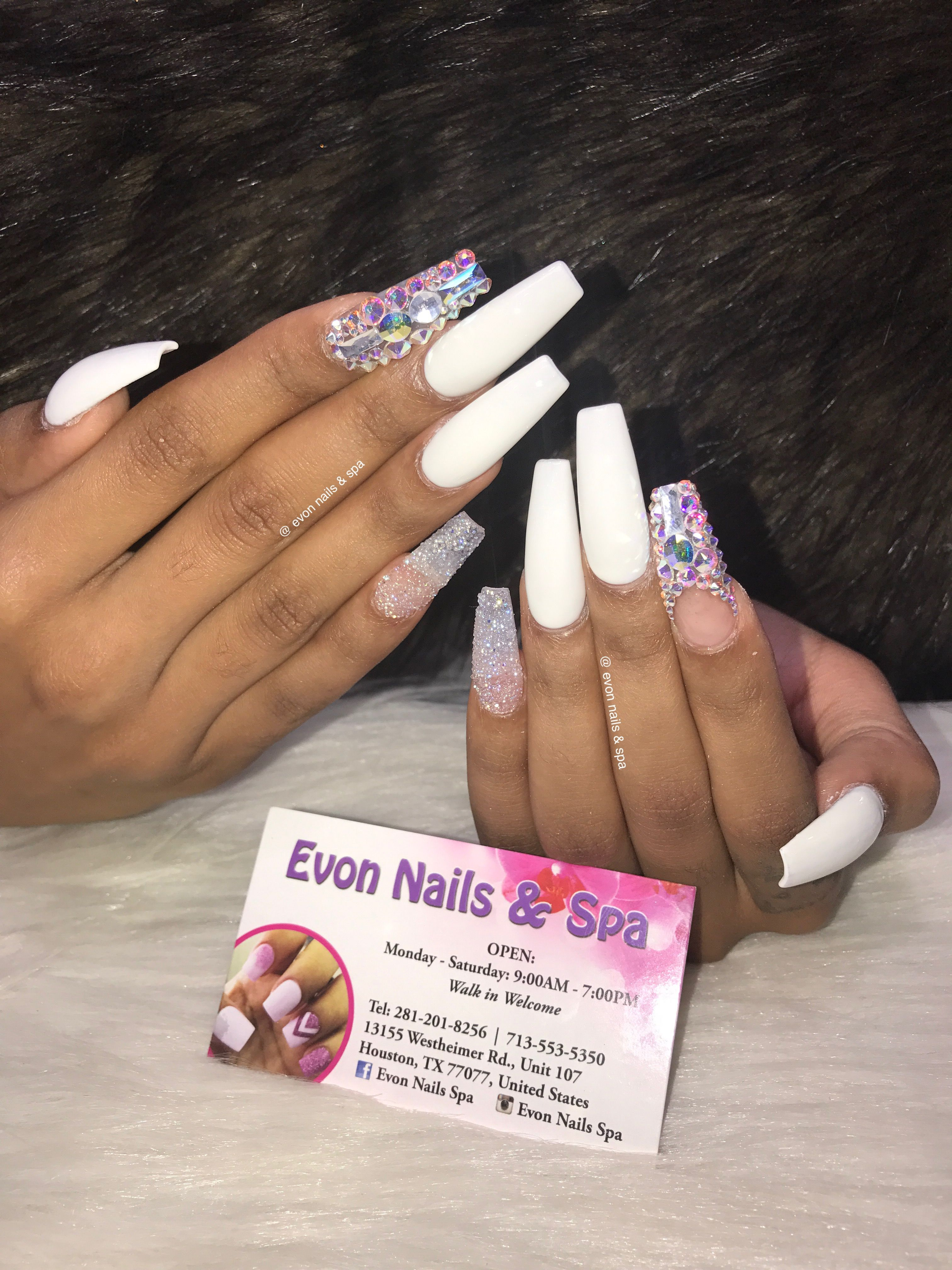 Pin On Evon Nails Spa Instagram Evon Nails Spa Facebook