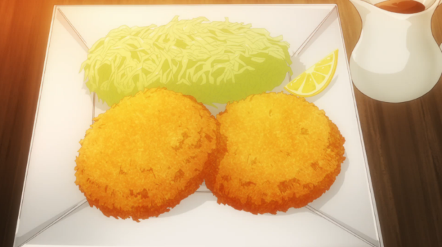 Crunchyroll - Treasure Hunting for MEAT?? Restaurant To Another World Makes Anything Possible! Meat Restaurant, Meat Seasoning, Mince Meat, Food Illustrations, Tasty Dishes, Food Art, Cooking Recipes, Yummy Food, Stuffed Peppers
