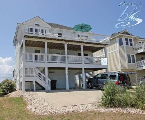 double dip beach house nags head north carolina double dip beach rh pinterest com