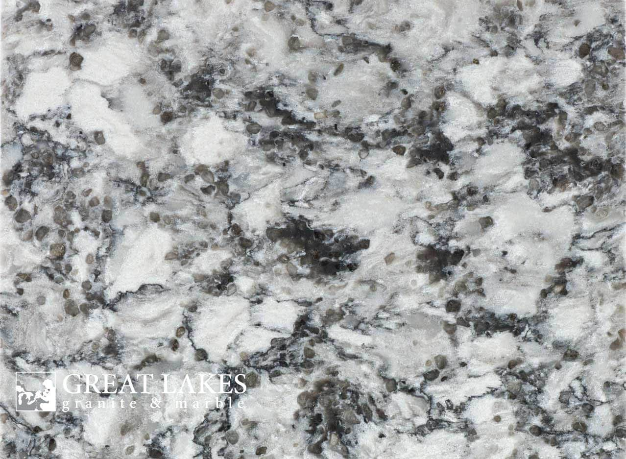 Octave Quartz Is A Gray Colored Countertop Surface Perfect For Bathroom Or Kitchen  Countertops. Browse