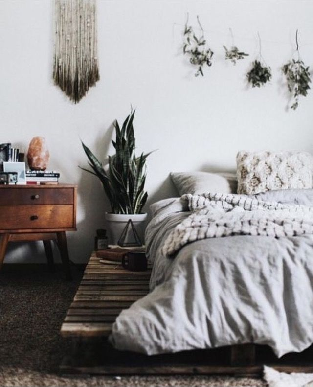 Dream Rooms Mixing natural colors and textures