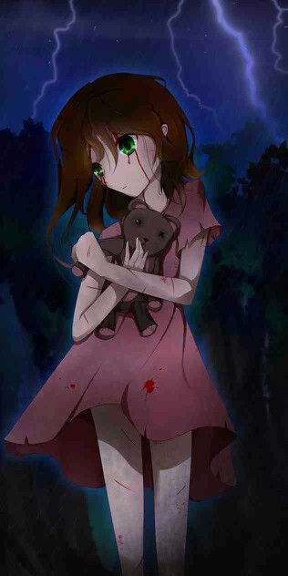 Sally And Why Should U Fear A Young Sweet Little Angel Creepypasta Creepy Pasta Family Creepy Monster