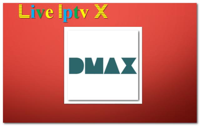 Dmax Videotheke App
