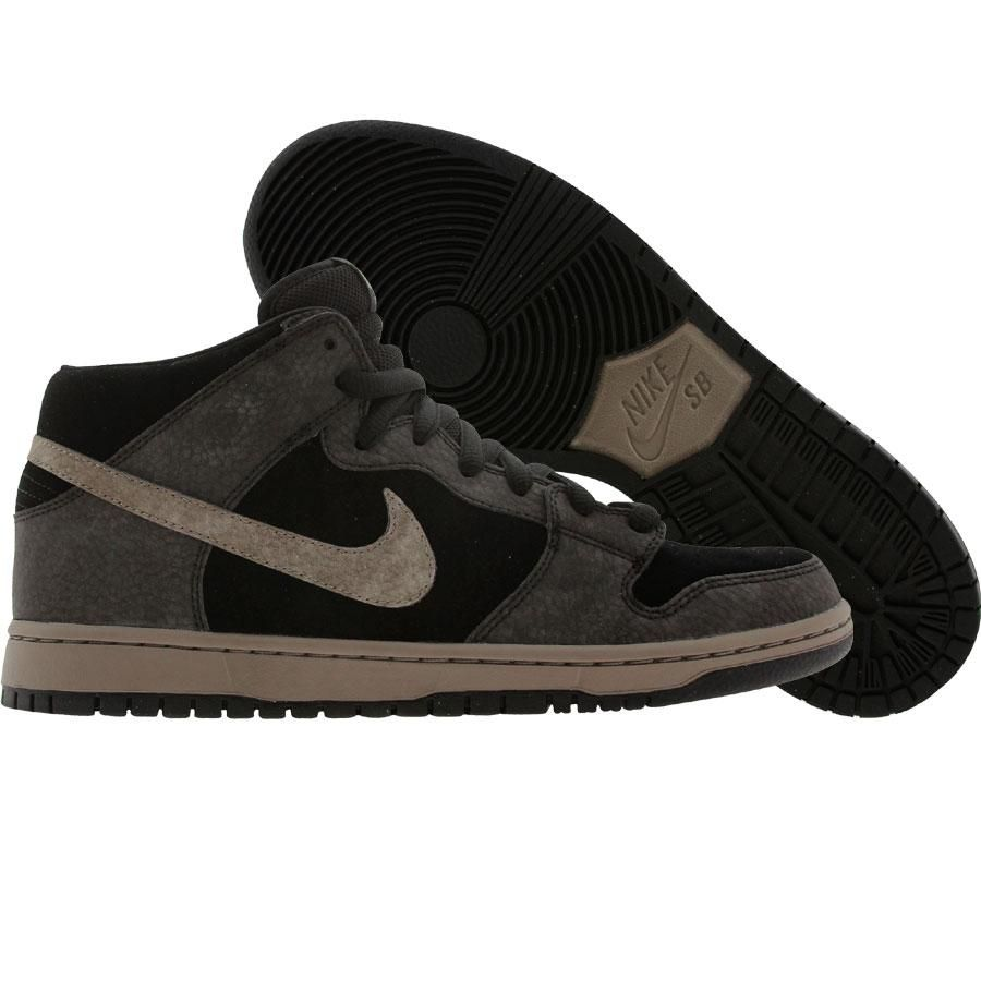 Nike Dunk Mid Pro SB (black/ iron/ dirty) | Products I Love ...