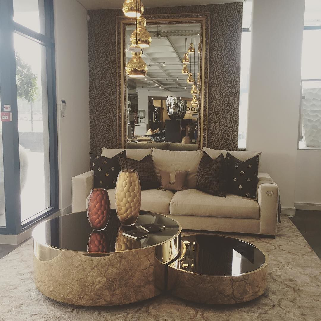 Gold standards Casarredo kramerville italianfurniture decor design