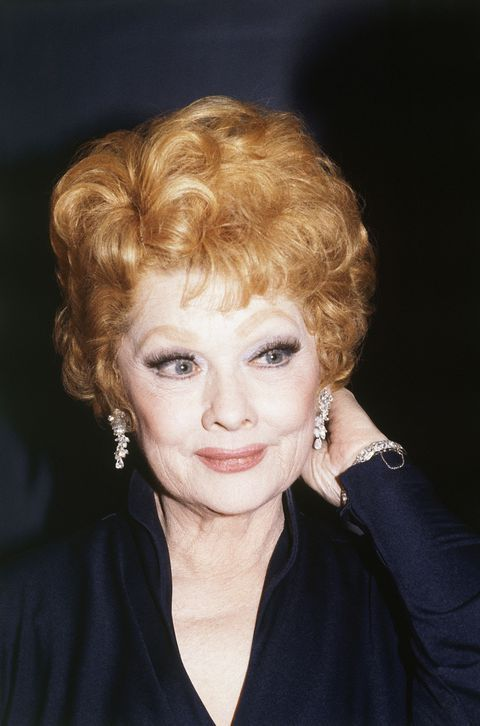 Lucille Ball's Best Moments in Photos