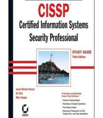 Cissp Pdf Study Guide Security Software Security