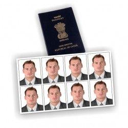 Get Passport Photos Online Across India Oshiprint In Passport Photo Print Digital Photos Photo Printing