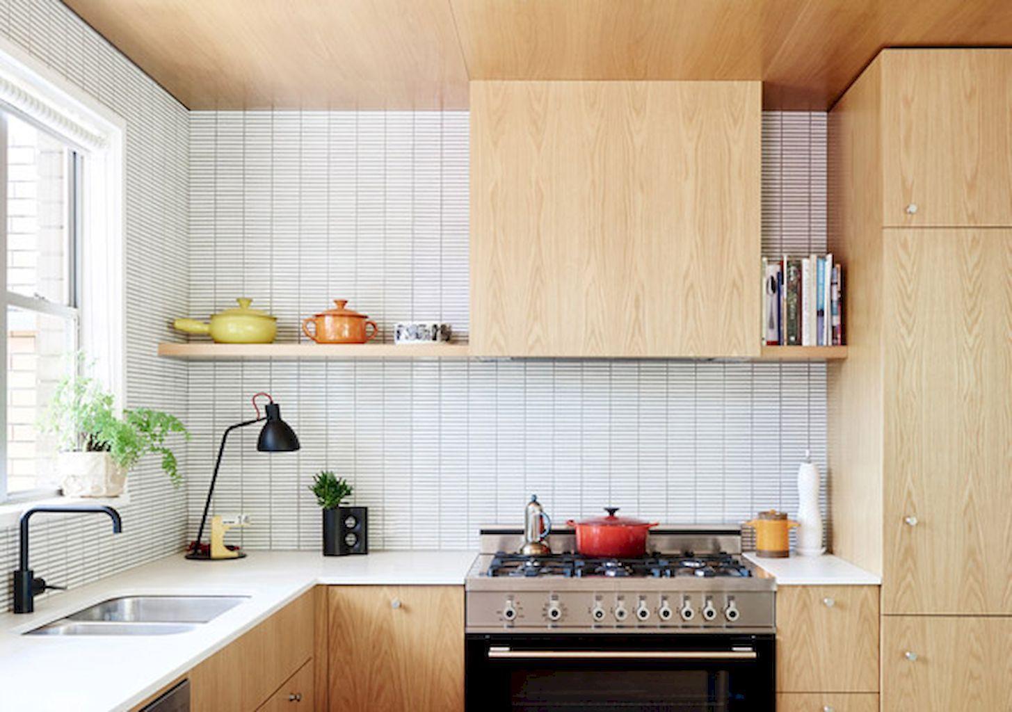 mid century modern kitchen design ideas 26 in 2019 rooms modern rh pinterest com