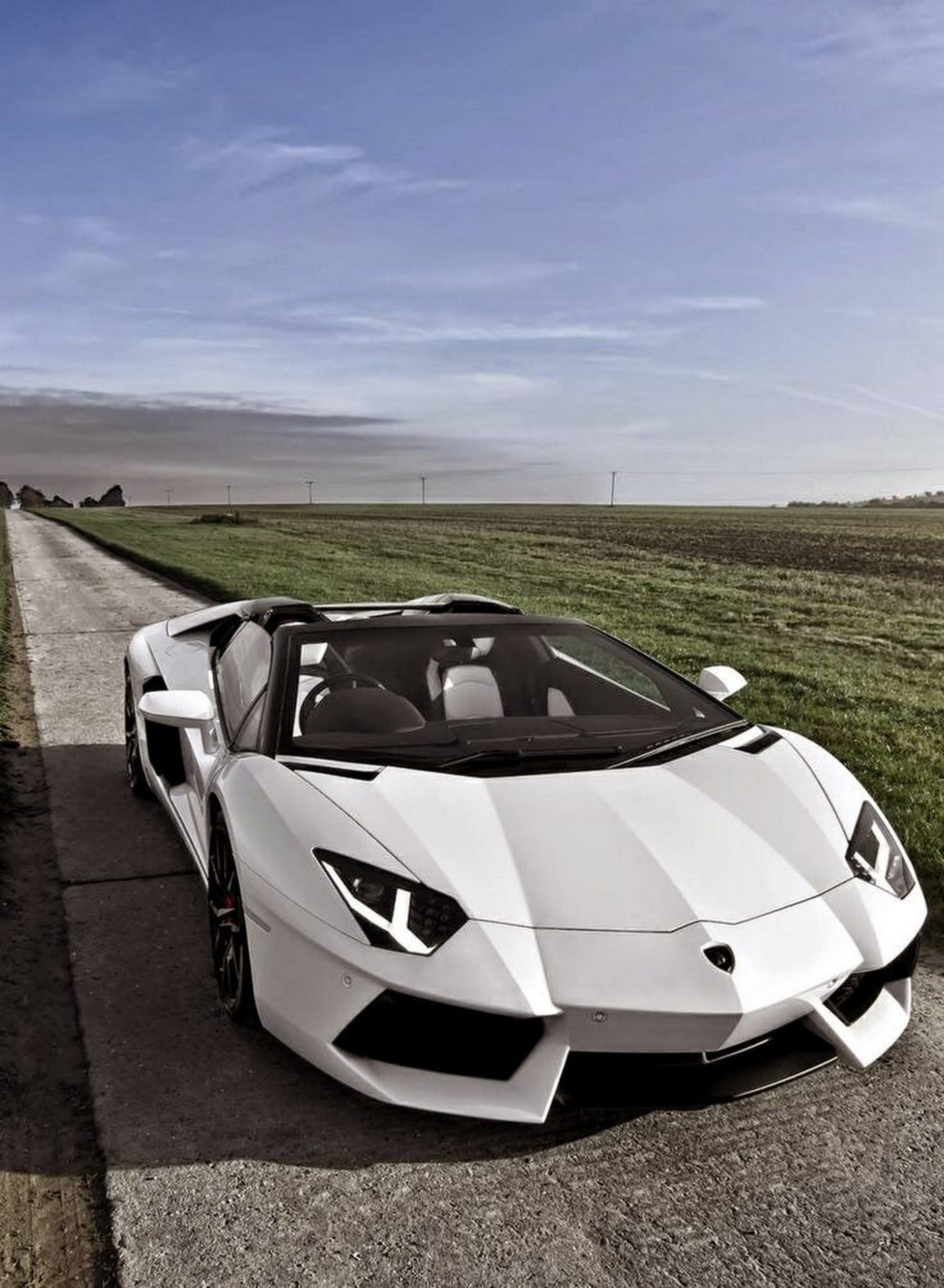 The lamborghini aventador roadster is the most extraordinary cars fandeluxe Choice Image