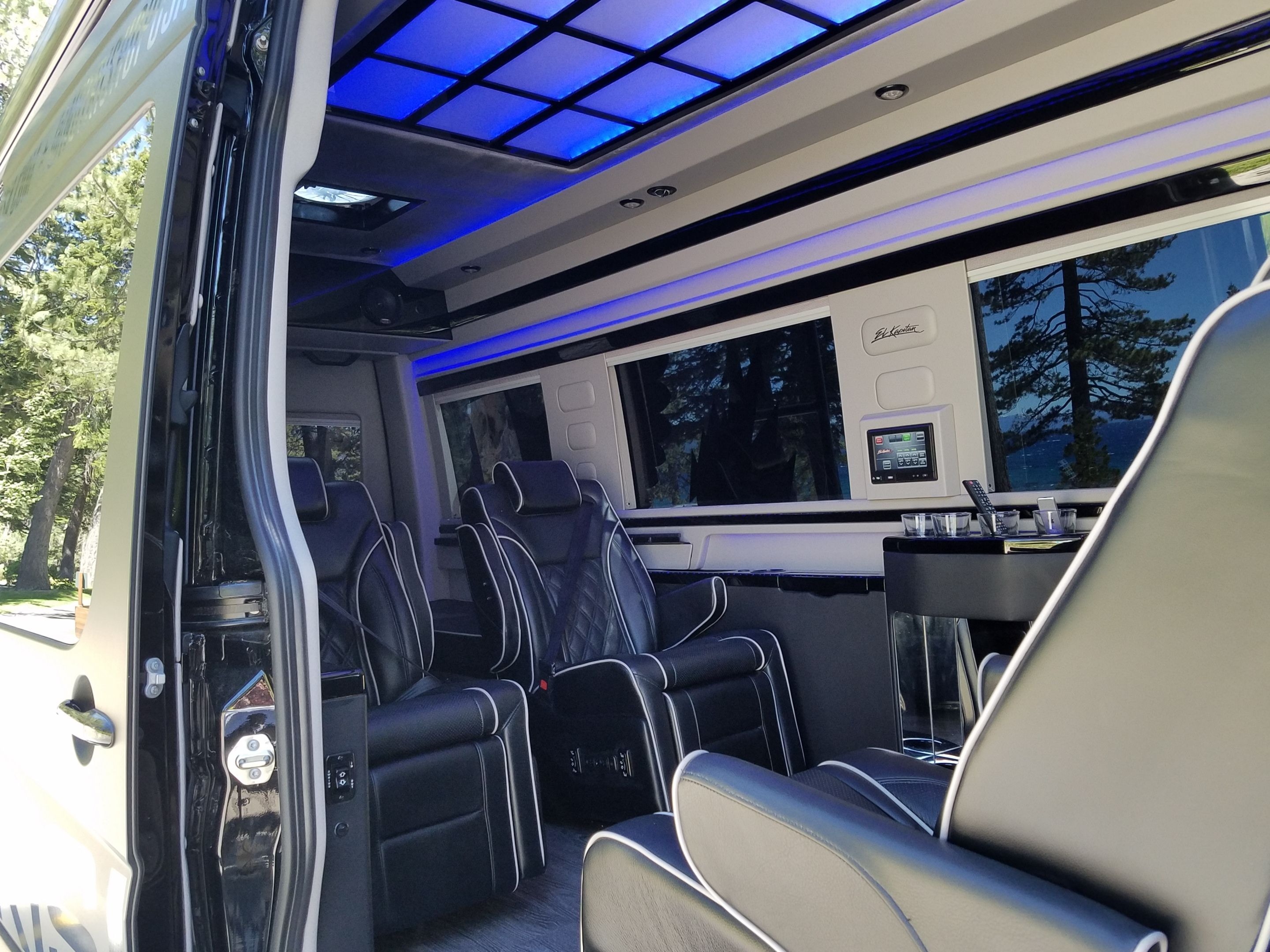 el kapitan van conversion mercedes sprinter van conversion rh pinterest com