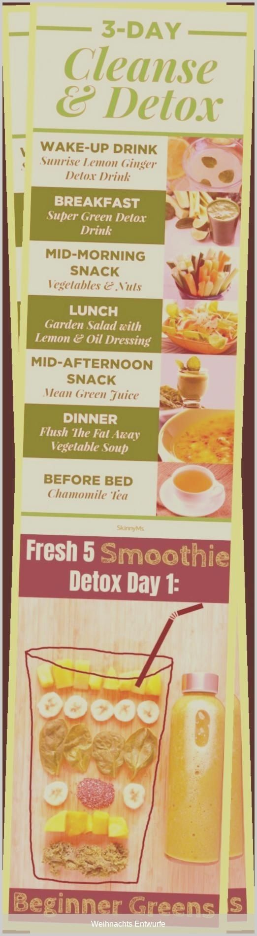 earth diet 3 day cleanse