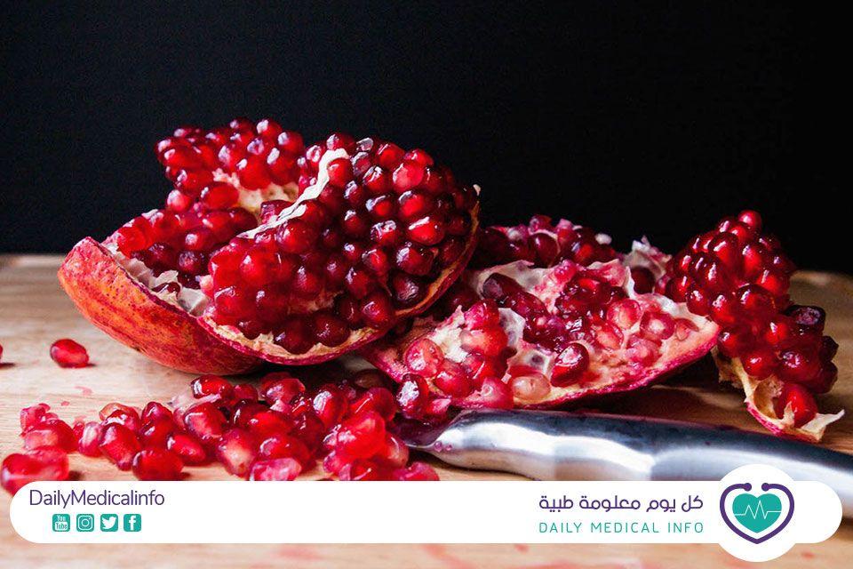 تعرف على فوائد قشر الرمان المذهلة للصحة والجمال Food Raspberry Fruit