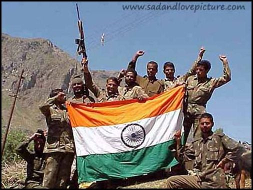Kargil War A Glorious Victory For India Kargil War Indian Army War Heroes