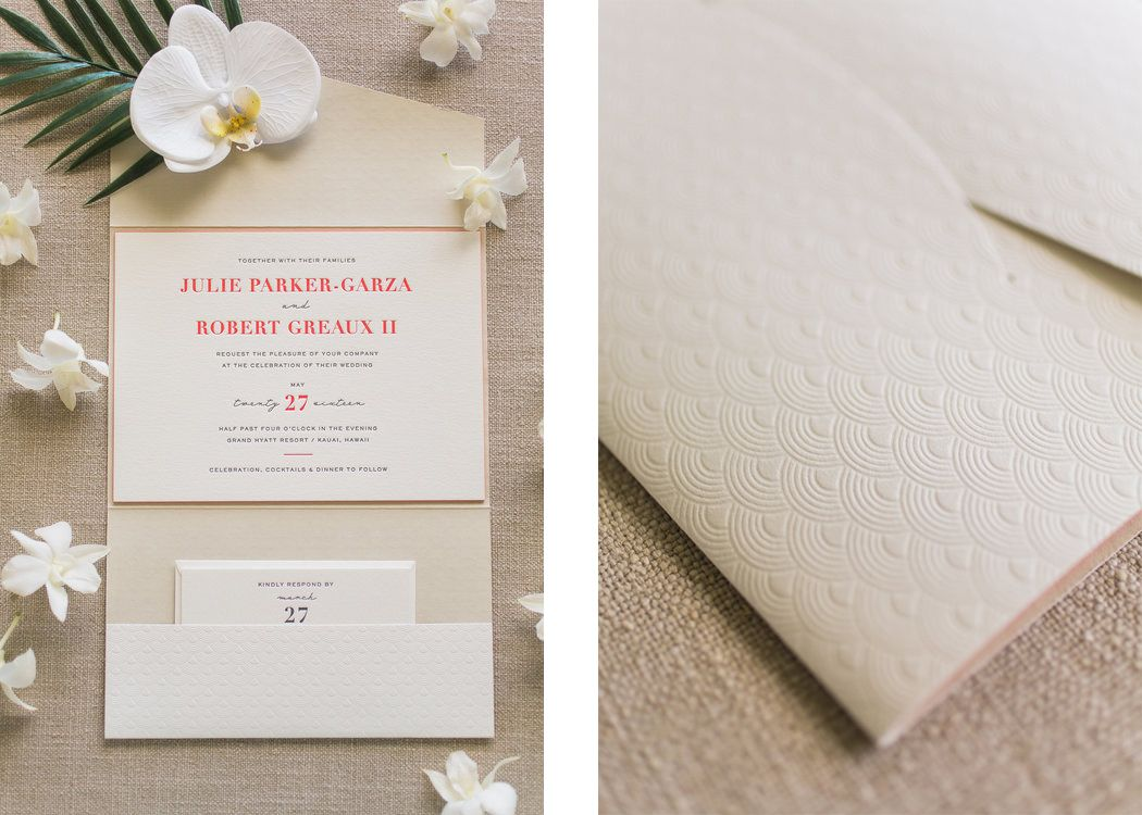 Wedding Invitations Custom Letterpress and other Fine