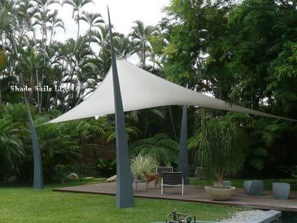 Skyclipse 370 Rectangles Commercial Quality Heavy Duty Shade