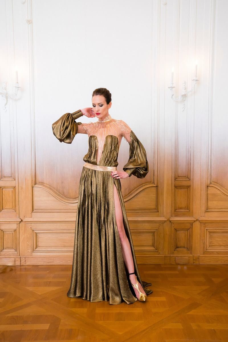 Stéphane Rolland Haute Couture Fall Winter 2014
