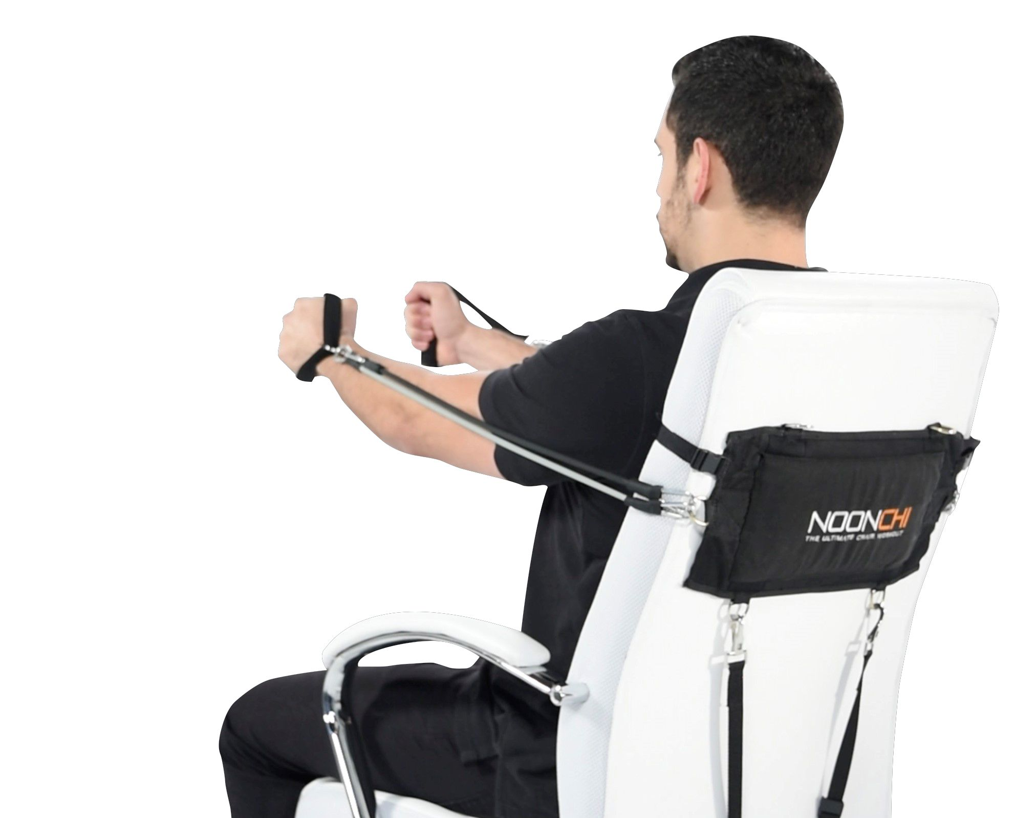 office chair workout office workout home workout noonchi rh pinterest com