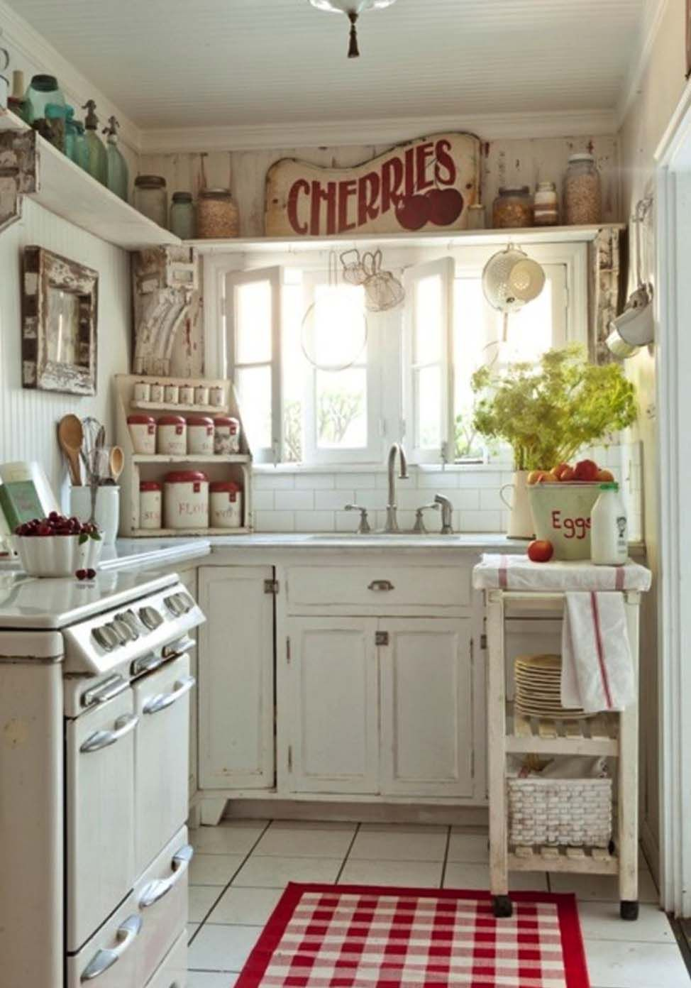 33 amazing country chic kitchens brimming with character country rh pinterest co uk