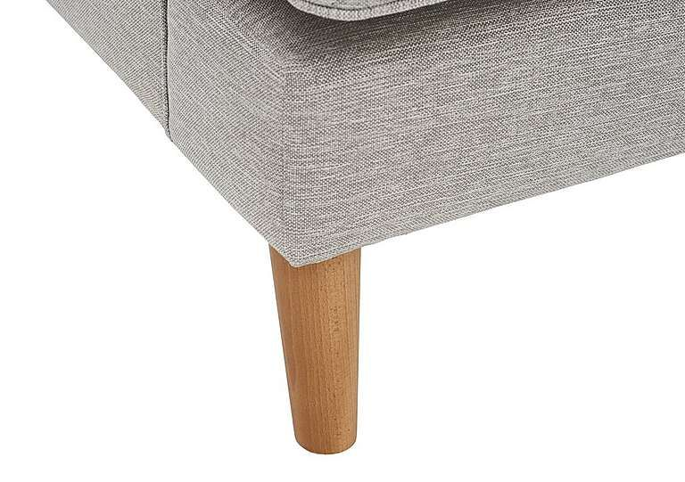 Line Fabric Snuggler Armchair   Armchair, Snugglers, Fabric