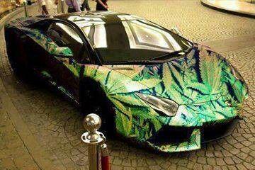 Delicieux Marijuana Lamborghini · 2012 Lamborghini AventadorVehiclesSmoke ...