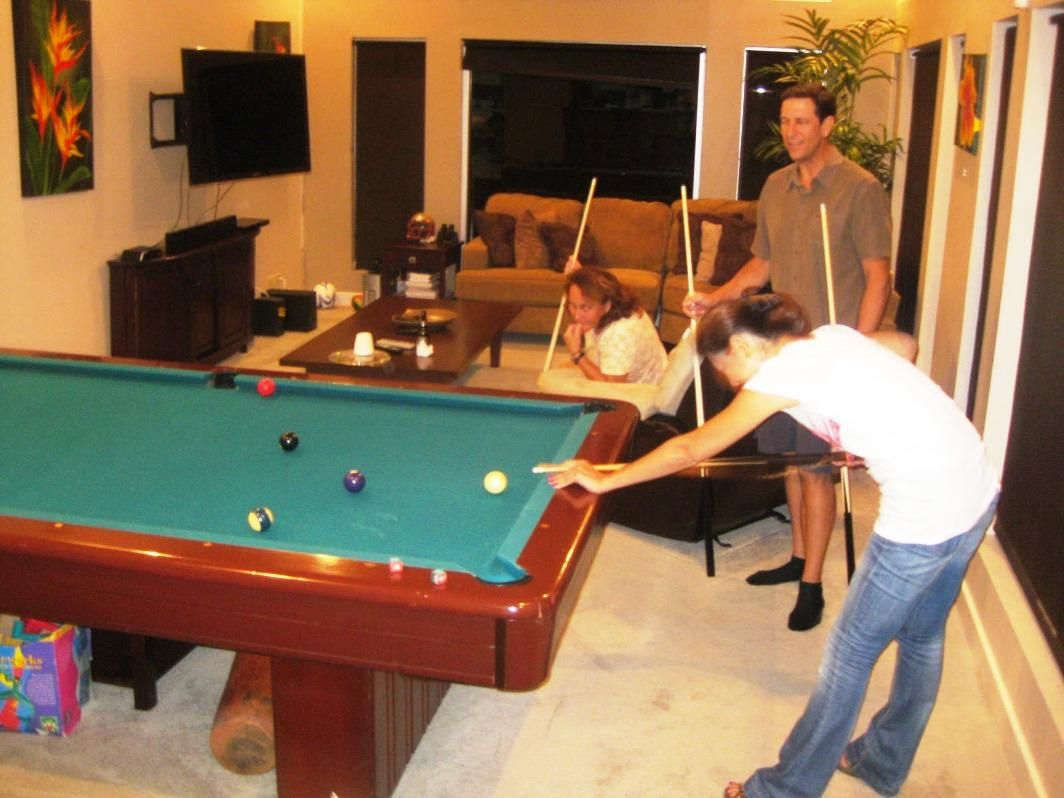 Creative Pool Table In Living Room On House Design Ideas With Pool Table In Living Room Billiards Room Decor Billiard Room Pool Table Room