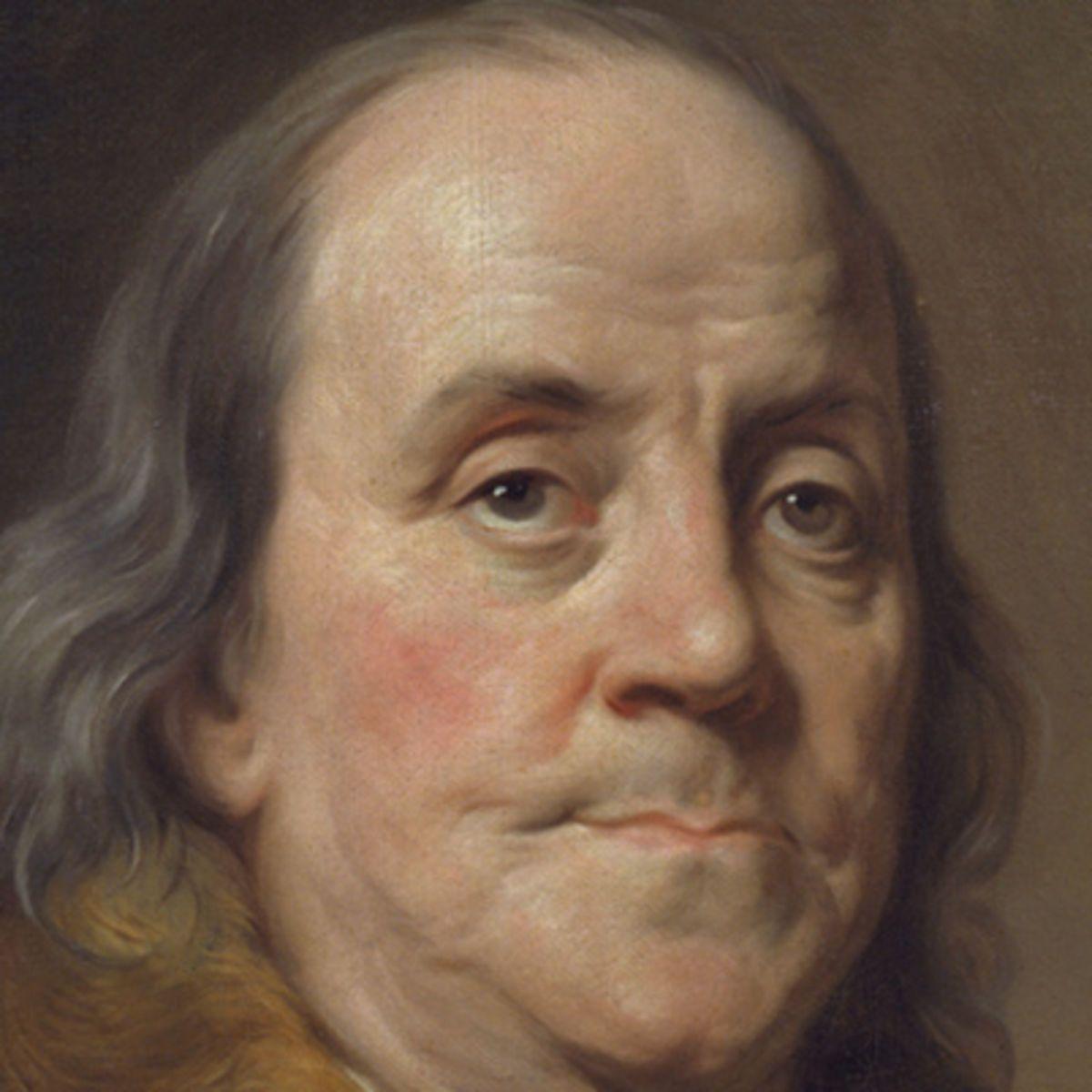 Jan 17 Ben Franklin Born Boston Massachusetts Bay
