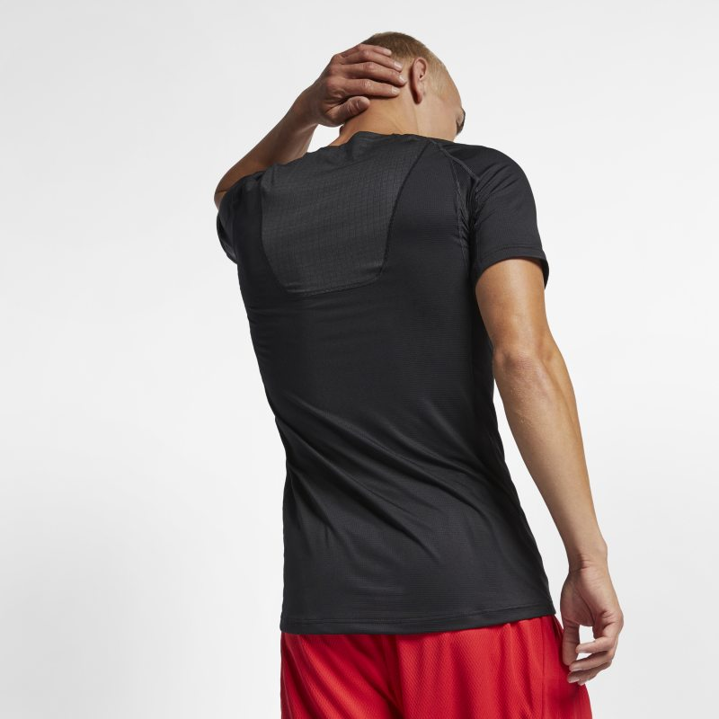 6c3d0dfe90 Nike Breathe Pro Men's Short-Sleeve Top - Black in 2019 | Products ...