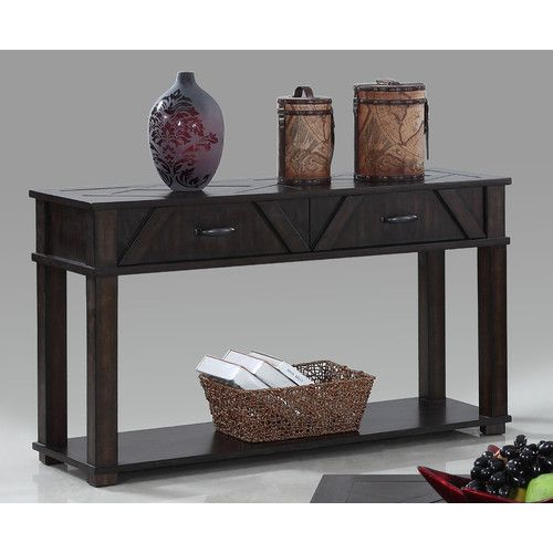 Found it at Wayfair - Durant Console Table