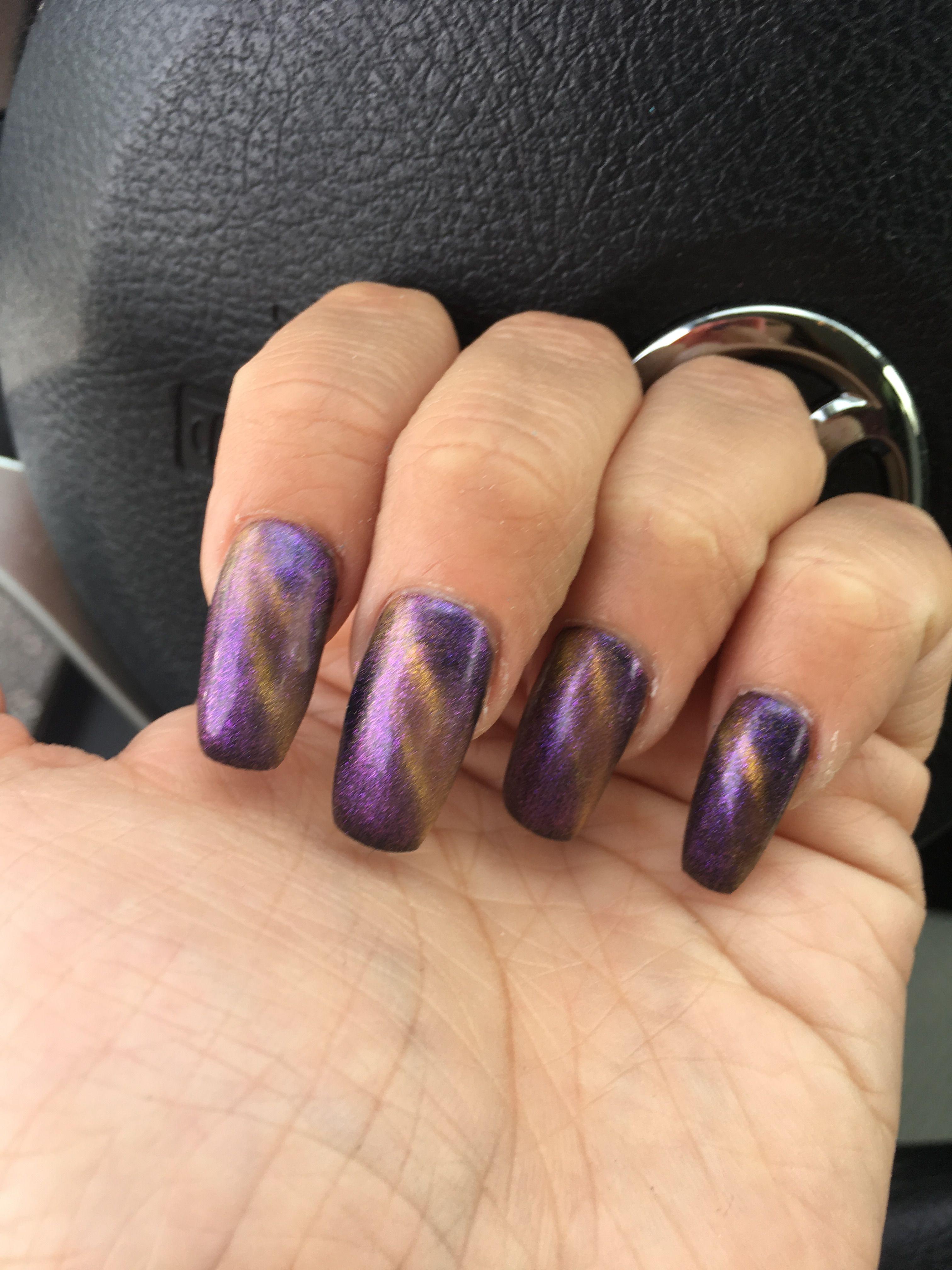 I love this nail polish catz eyes nails pinterest