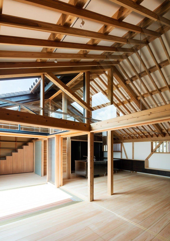 Nishikura 2020 建築設計事務所 建築 高い天井