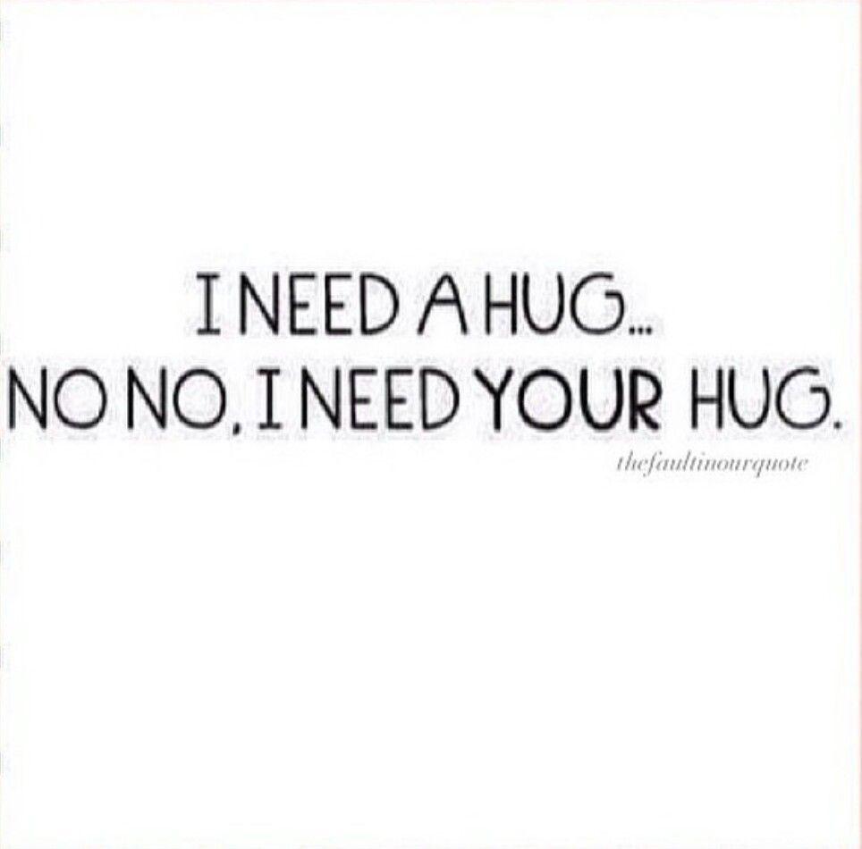 Special hugs