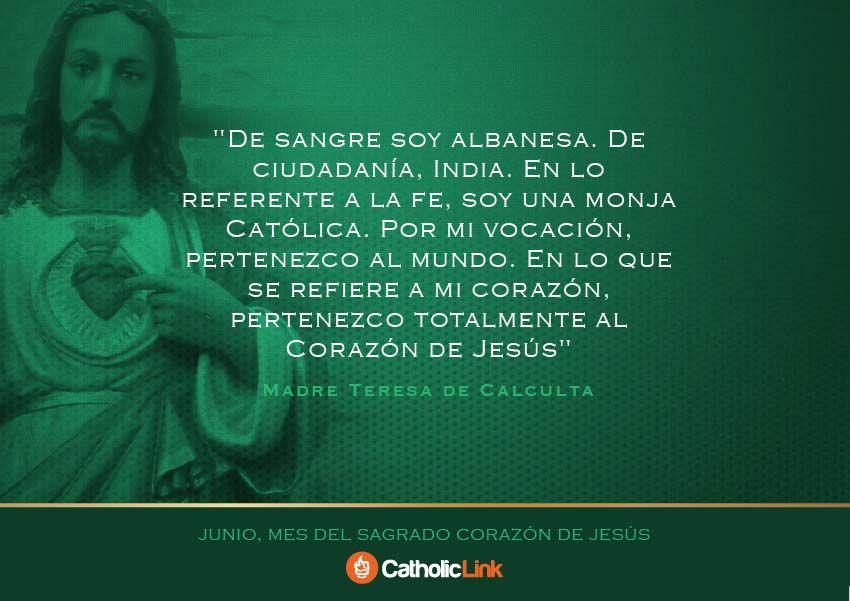 10 Hermosas Frases De Santos Que Amaron Al Sagrado Corazón De Jesús Frases De Santos Citas Célebres Católicas Frases De Inspiracion
