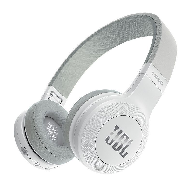 Jbl Wireless Over Ear Headphones E45bt In Ear Headphones White Headphones Wireless Headphones