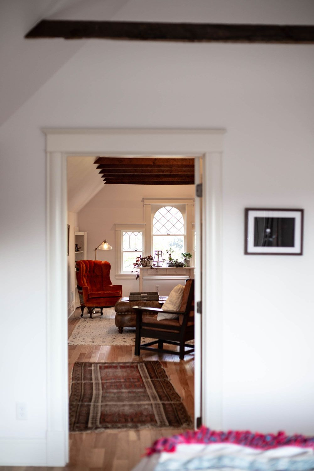 Before After Our Victorian Attic Renovation Attic Renovation Renovations Beautiful Interiors