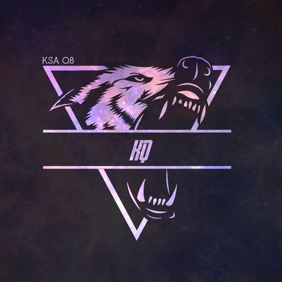 Create Logo Avatar Wolf Galaxy Online Logo Design Art Logo Design Video Game Logo Design