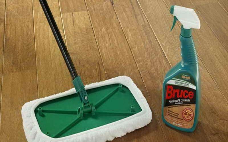 Bruce Hardwood And Laminate Floor Cleaner