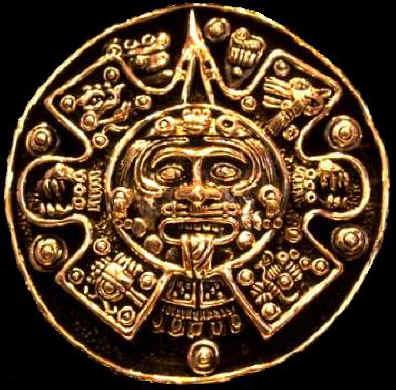 Into The Sun Shift Light Age Mayan Sun God Kinich Ahau