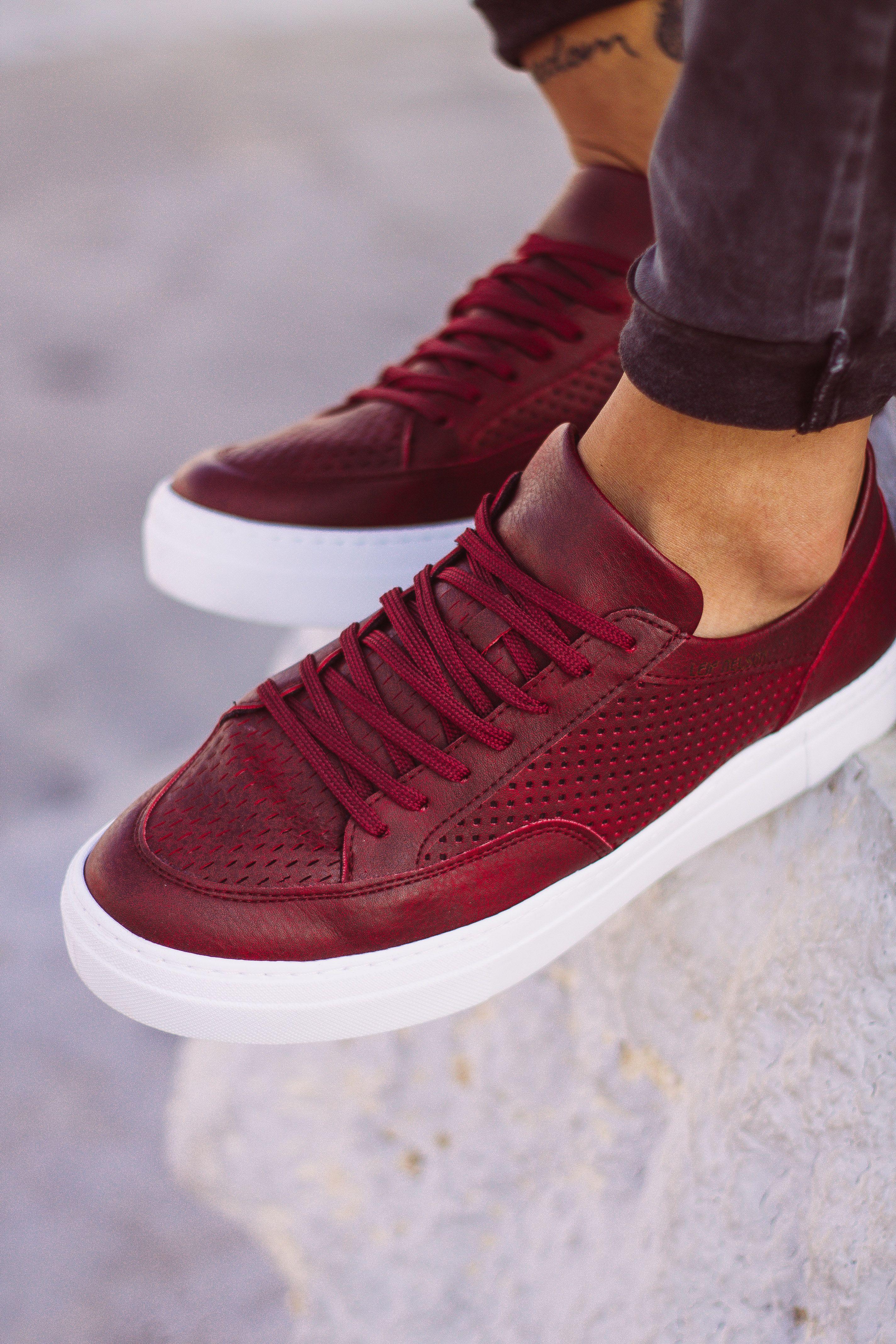Fine  men  sneaker for the summer of 2018  Leifnelson  5ab93a1796bdd