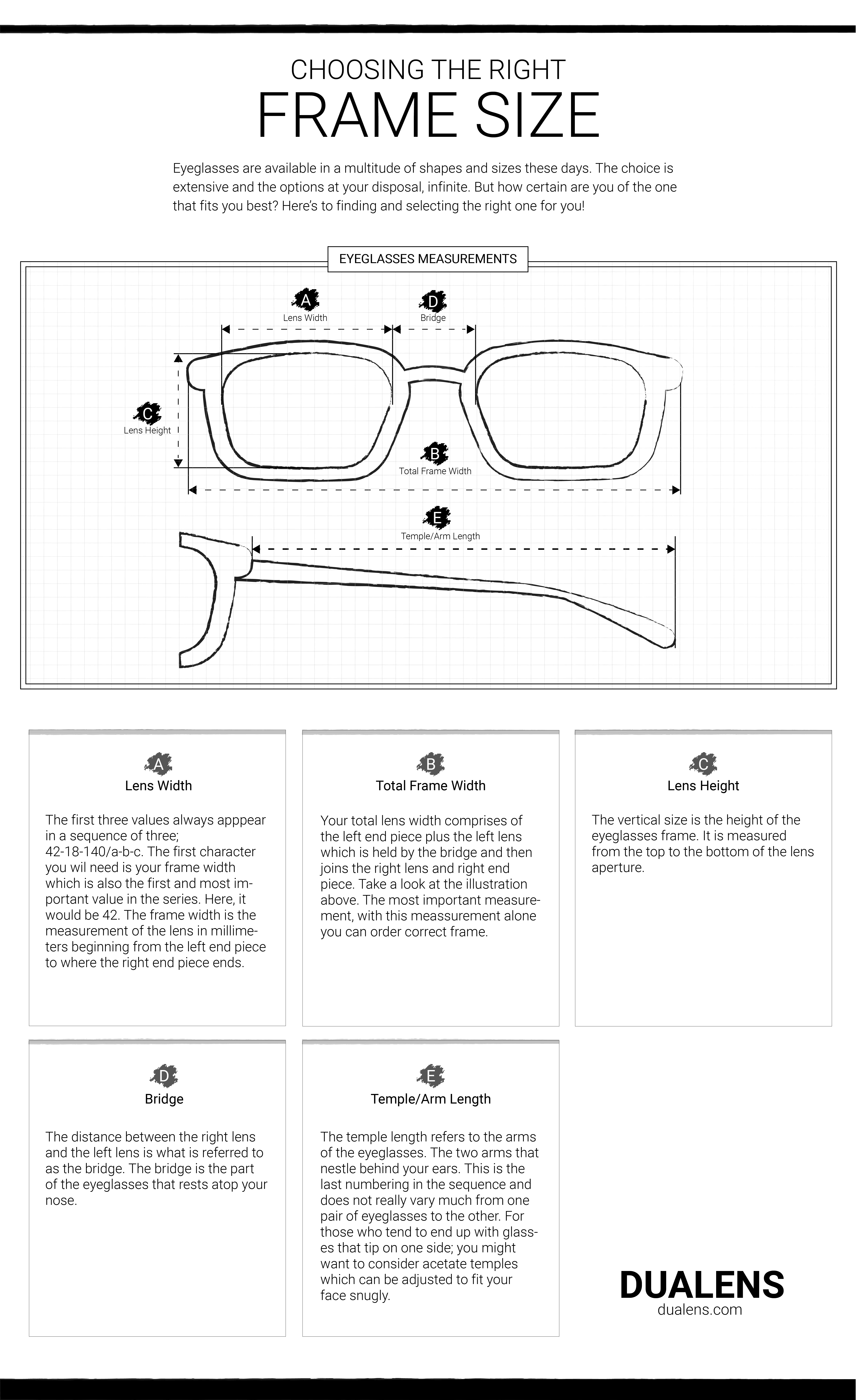 Choosing The Right Frame Size By Knowing How The